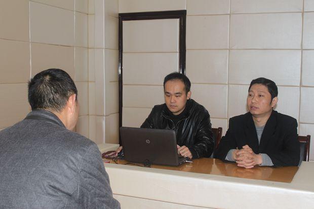 压实党委的主体责任和纪委的监督责任,2015年10月成立信访交办件审核图片